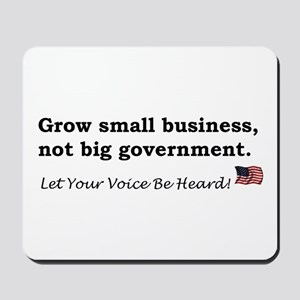 Grow Small Business Mousepad