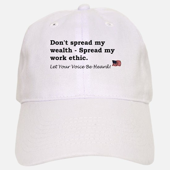 Work Ethic Baseball Baseball Cap