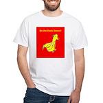 Do the Duck Dance White T-Shirt