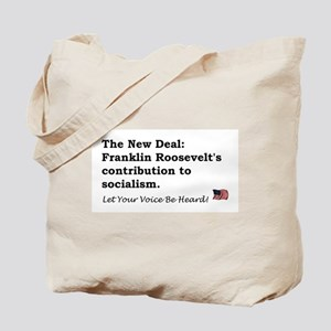 The New Deal Tote Bag