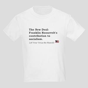 The New Deal Kids Light T-Shirt