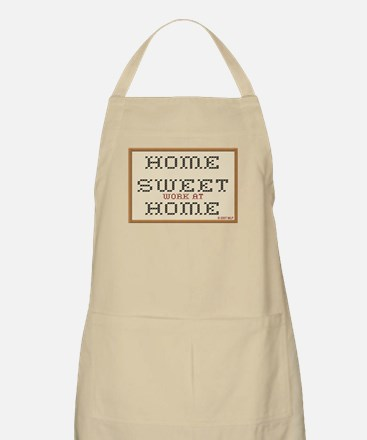 Home Sweet WAHM BBQ Apron