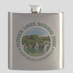 Plitvice Lakes NP Flask