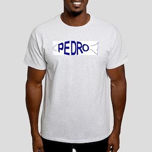 Pedro Ash Grey T-Shirt