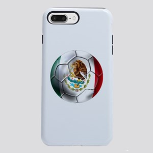 Mexican Soccer Ball iPhone 7 Plus Tough Case