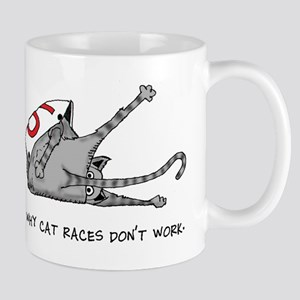Cat Race Mug