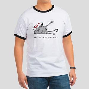Cat Race Ringer T