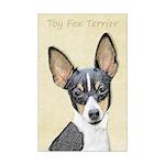 Toy Fox Terrier Mini Poster Print