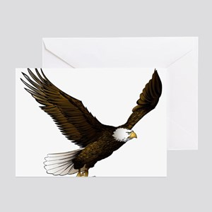 American Eagle Greeting Cards (Pk of 10)