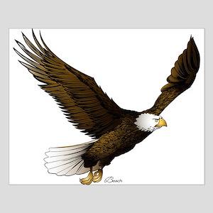 American Eagle Small Poster