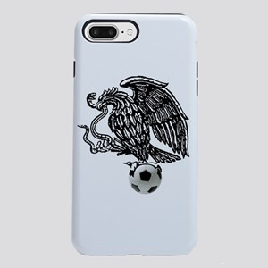 Mexican Football Eagle iPhone 8/7 Plus Tough Case