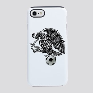 Mexican Football Eagle iPhone 8/7 Tough Case