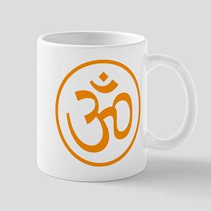 Aum Orange Mug
