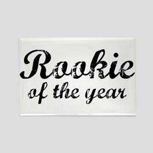 Rookie Of The Year Rectangle Magnet