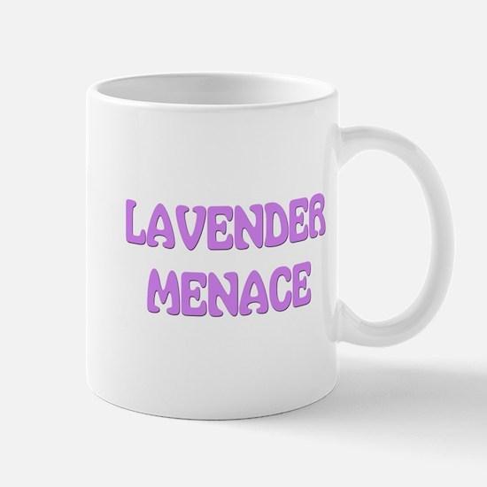 Lavender Menace Mug