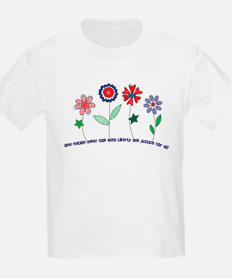 Flowers of Freedom T-Shirt