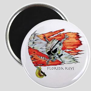 Florida Keys Diving Magnet
