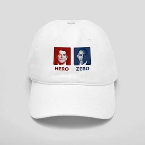 Obama Hero or Zero Cap
