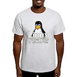 Linux Light T-Shirt