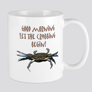 Let the Crabbing begin! Mug