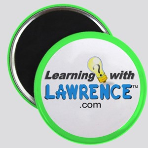 Learning with Lawrence Round Magnet