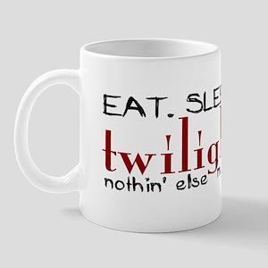 Eat Sleep Twilight Mug