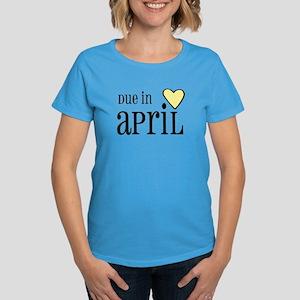 Due In... Women's Dark T-Shirt