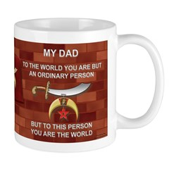Dad the Shriner Mug