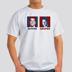 Gipper or Groper Light T-Shirt