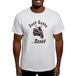 Just Gotta Scoot Blur Light T-Shirt