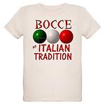 Bocce Organic Kids T-Shirt