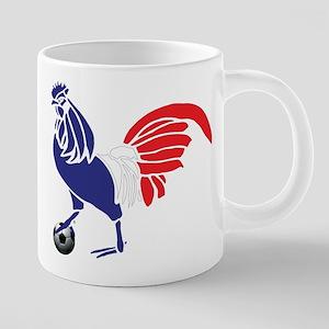 France Le Coq 20 oz Ceramic Mega Mug