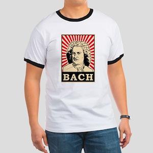 Pop Art Bach Ringer T