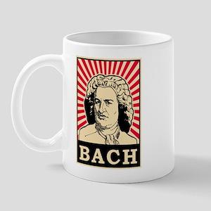 Pop Art Bach Mug