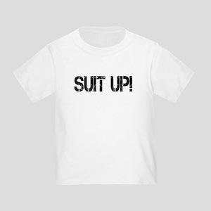 SUIT UP! Toddler T-Shirt