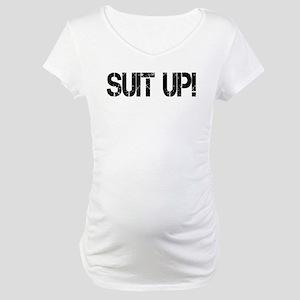 SUIT UP! Maternity T-Shirt