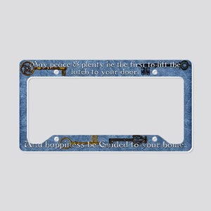 Harvest Moons Home License Plate Holder