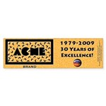 ACME Brand Bumper Sticker
