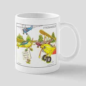 Aeroncas Welcome Mug