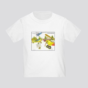 Aeroncas Welcome Toddler T-Shirt