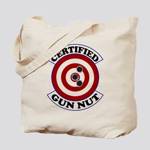 Certified Gun Nut Tote Bag