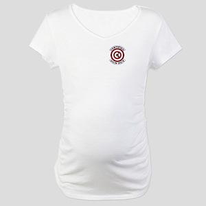 Certified Gun Nut Maternity T-Shirt