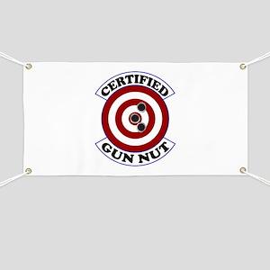 Certified Gun Nut Banner