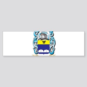 Pogue Coat of Arms - Family Crest Bumper Sticker