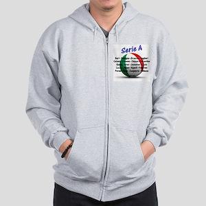 Serie A Zip Hoodie