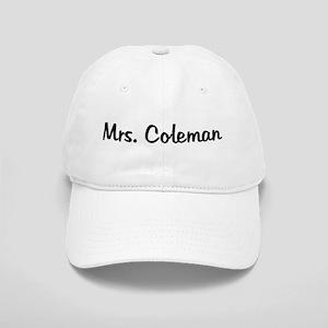 Mrs. Coleman Cap