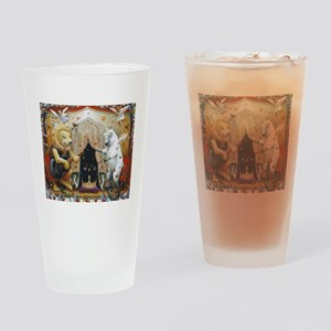 A Glimpse of Eternity Drinking Glass