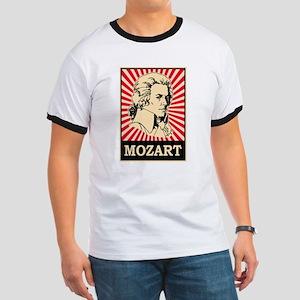 Pop Art Mozart Ringer T