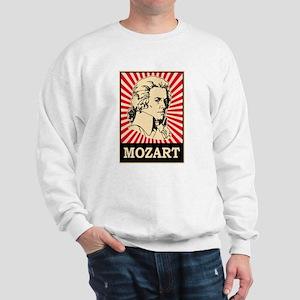 Pop Art Mozart Sweatshirt