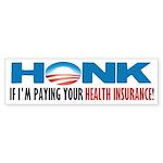 Honk! Bumper Sticker (10 pk)